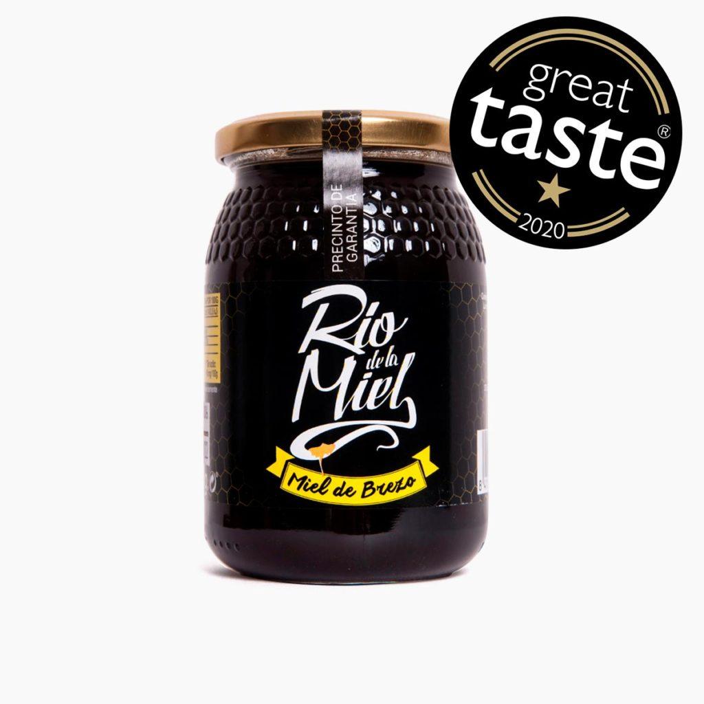 Miel de Brezo 500 gramos
